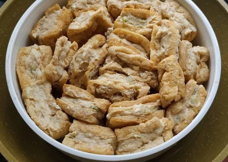 Tahu Bakso Udang+Ayam