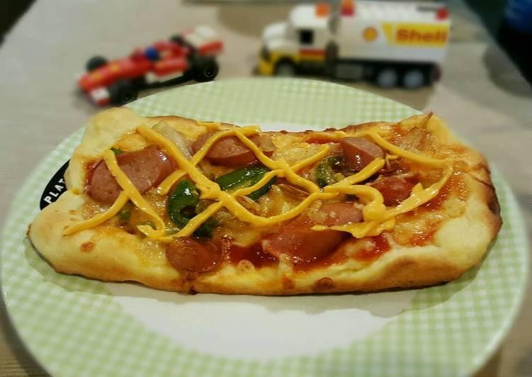 Bagaimana Menyiapkan Pizza ala pizza hut yang Lezat