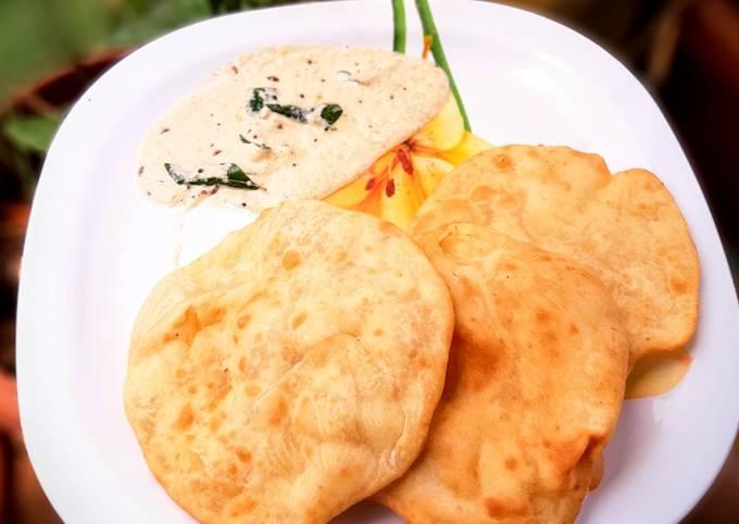 Mangalore buns/ South Indian buns