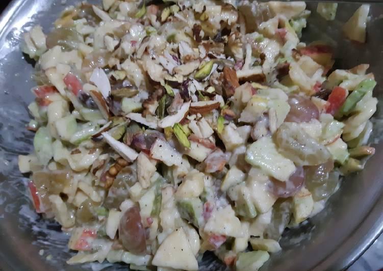 Recipe of Favorite Creamy Fruit Chaat