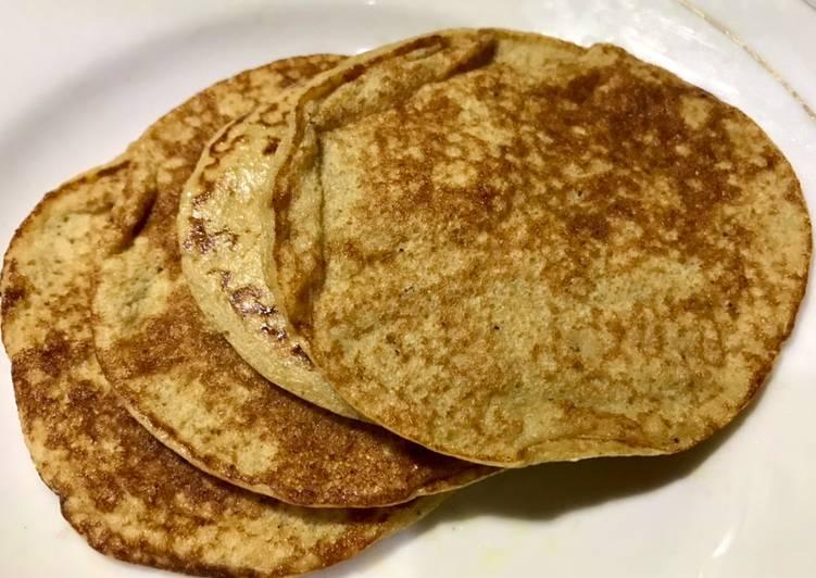 Banana Oat Pancake with Kefir (Diet) 58 Kalori/pcs