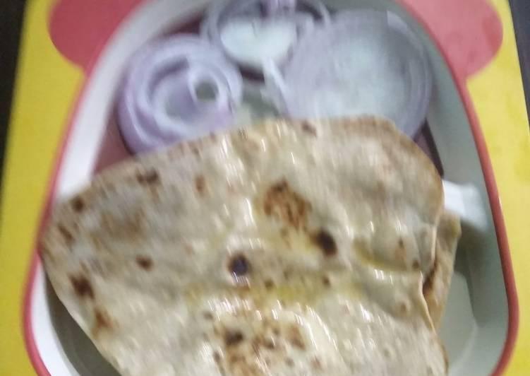 Wheat Butter Naan