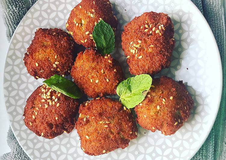 Step-by-Step Guide to Prepare Any-night-of-the-week Egyptian style Falafel
