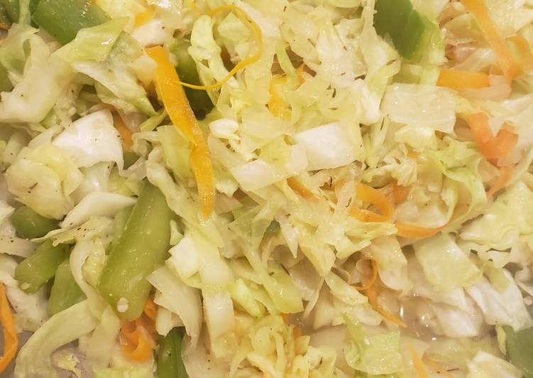 Use Food to Improve Your Mood Jamaican Style Cabbage