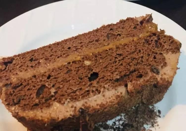 Pastel De Chocolate Keto Receta De Pau Salinas Cookpad