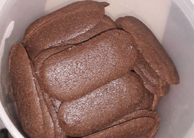Lidah kucing coklat