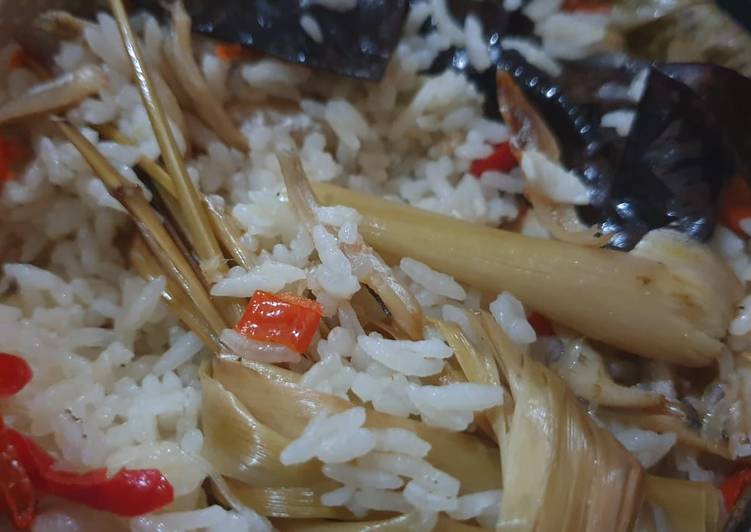 Nasi Liwet Magic Com