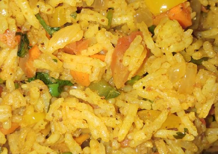 Recipe of Award-winning Vegetable Pulao