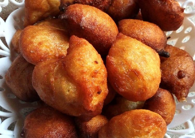How to Cook Yummy Puff Puff
