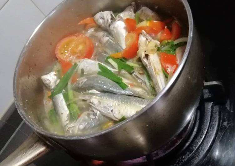 Recipe: Appetizing Paksiw Fish