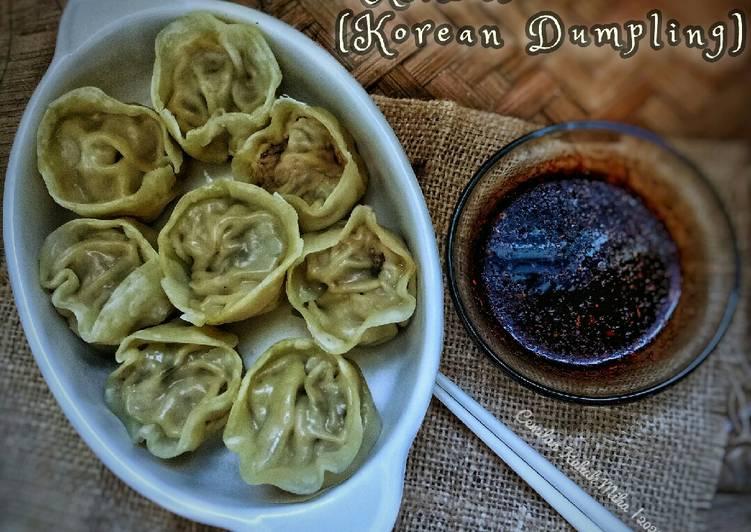 Resep Mandu Korean Dumpling Oleh Erika Damayanti Cemilan Kakak Mika Cookpad