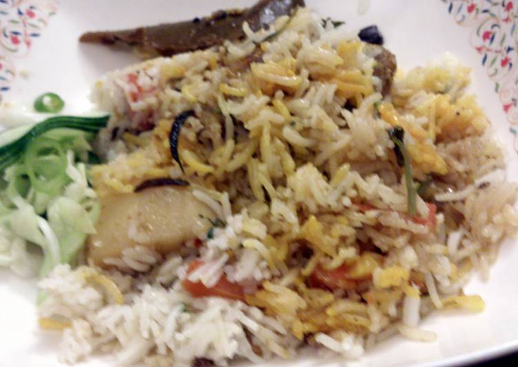 Tips How To Produce Delectable white chicken biryani