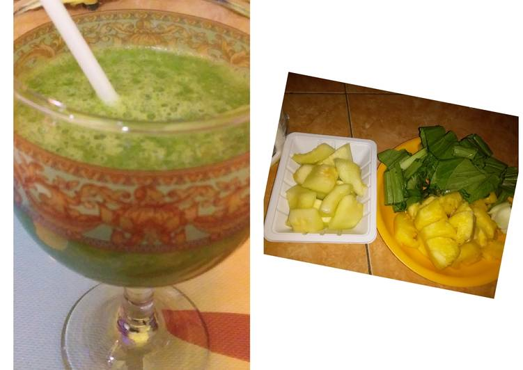The Green Jus
