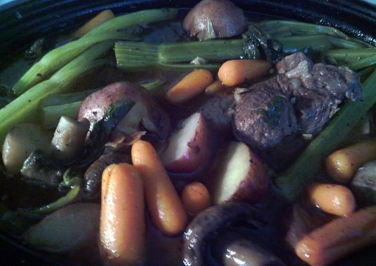 Recipe: Appetizing Beef Pot Roast