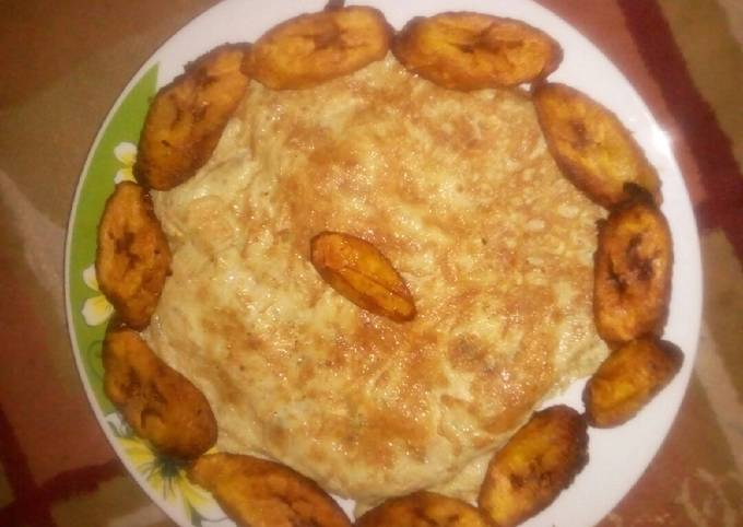 Easiest Way to Prepare Jamie Oliver Plantain pizza