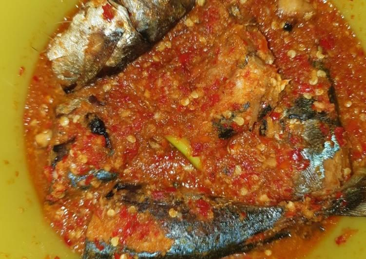 Ikan Kembung Banjar Balado