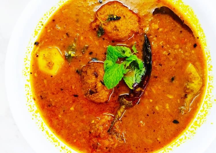 Recipe of Favorite Methi Gota Subji