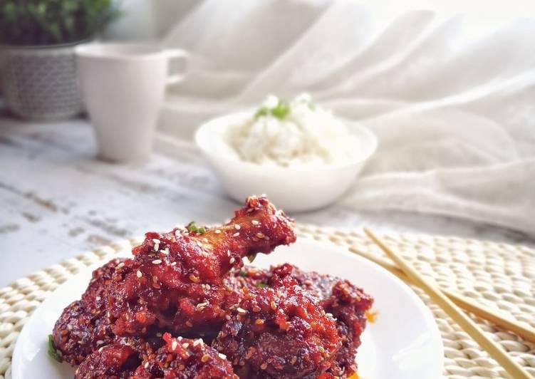 Ayam Spicy Korea - velavinkabakery.com