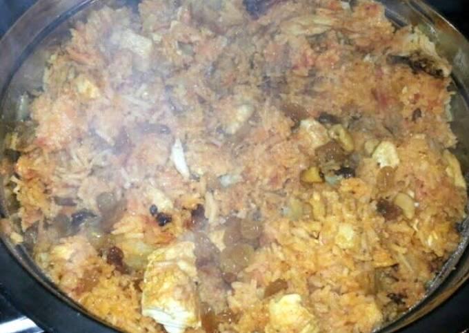 How to Cook Perfect kabsa khaleeji UAE recipe (arabian gulf)