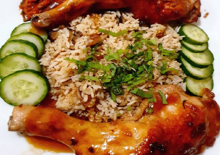 Recipe: Yummy Ayam Panggang Madu