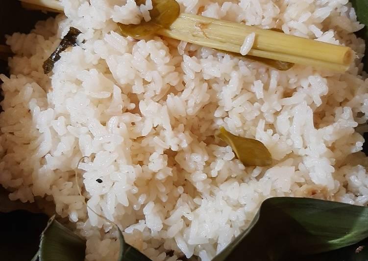 Nasi Liwet Ricecooker Anti Gagal