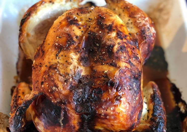 Buttermilk roast chicken 🍗