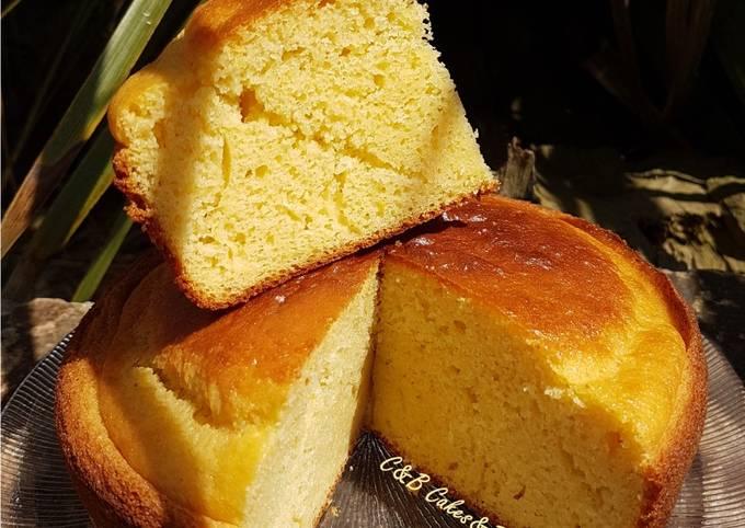 Le Gâteau au Yaourt Méridional