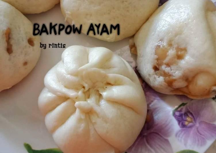Bakpow Ayam Lembut