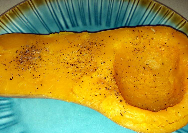 Recipe of Quick Baked butternut squash