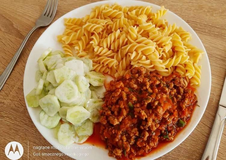 ,,Bezglutenowy obiad,,
