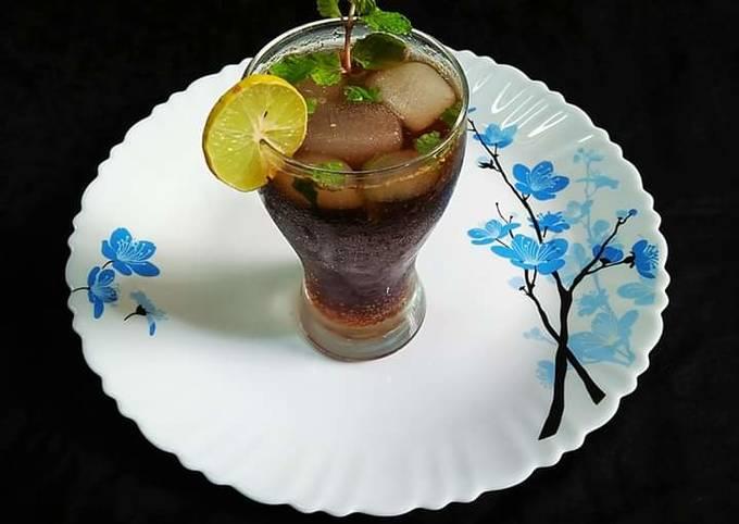 Masala Coke Mocktail