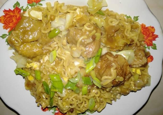 Resep Mi goreng cuanki yang Bikin Ngiler