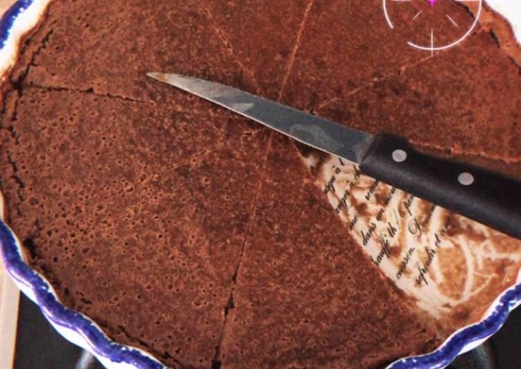Gâteau à la courgettes