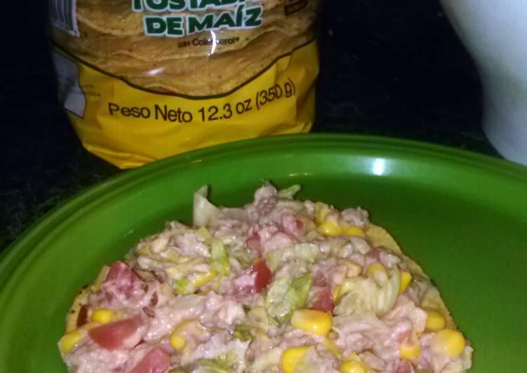 Yummy Garden Tuna Salad