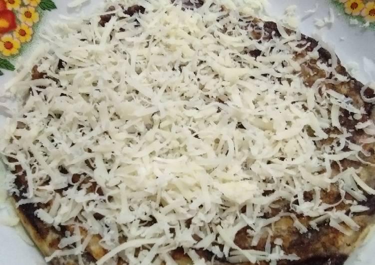 Roti Canai Coklat