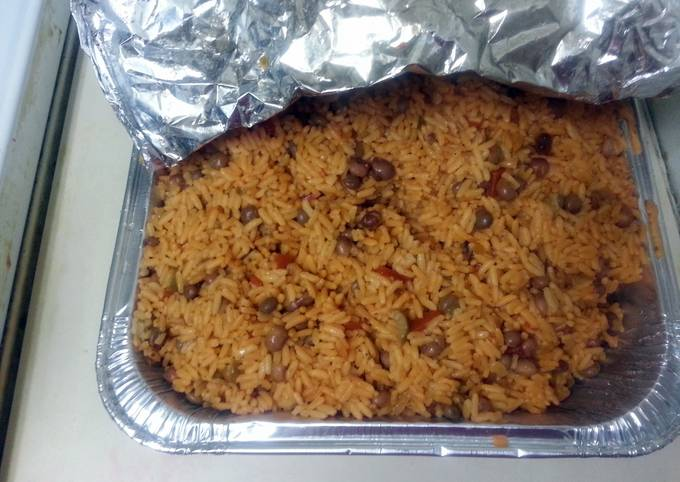 Easiest Way to Make Yummy Spanish rice