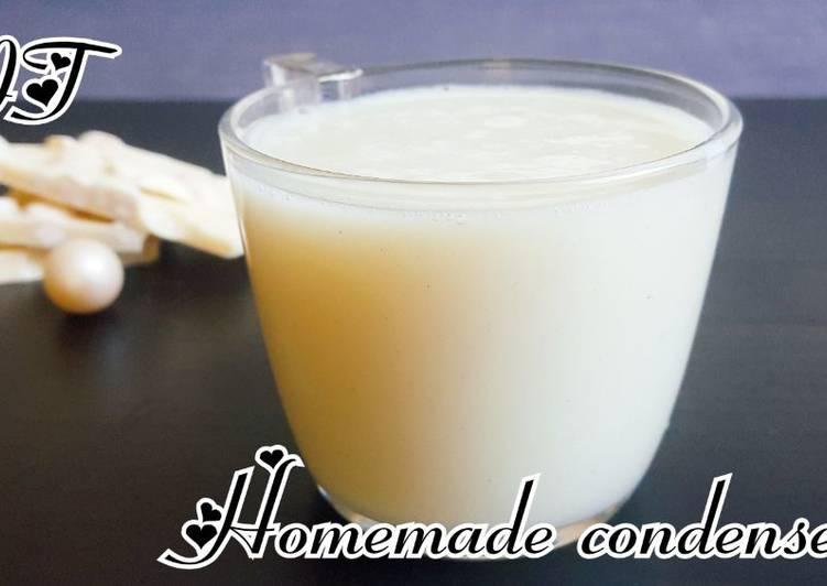Recipe of Award-winning Homemade condensed milk