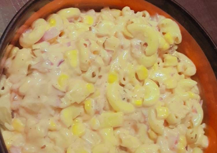 Recipe: Appetizing White Salad🍲🌶