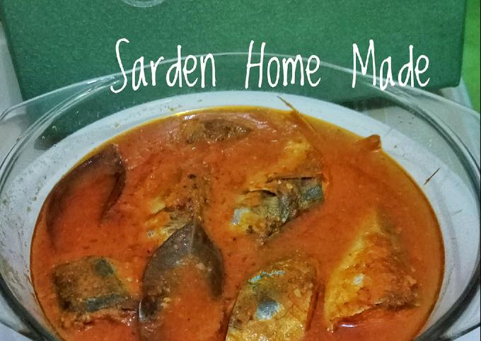 Sarden Home Made
