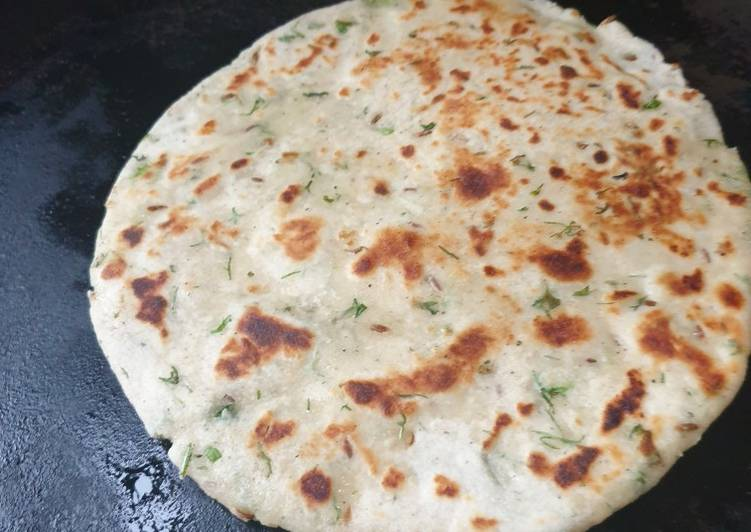 Recipe of Any-night-of-the-week Ricechapati#flourchallenge