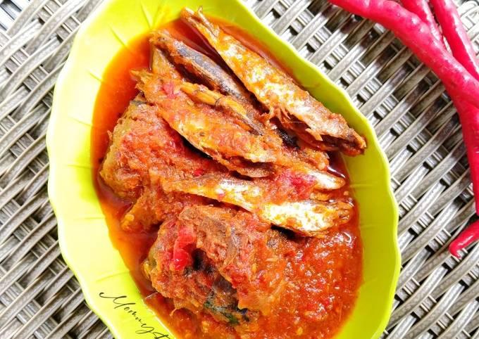Ikan Abuih Masak Sarden