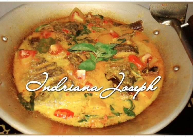 Resep Mangut Mujair Oleh Indriana Joseph Cookpad