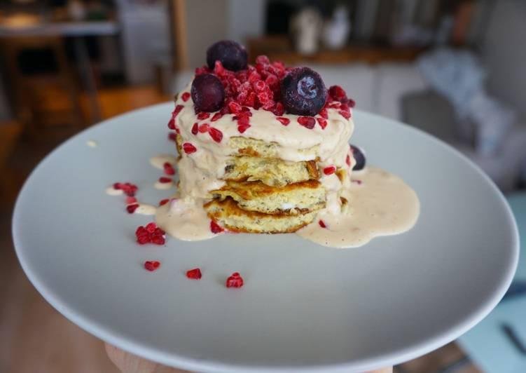 Recette: Savoureux Pancakes à la banane