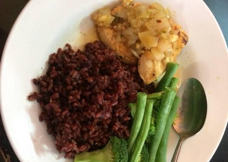 5 Resep: Steak ayam tanpa lemak untuk diet Kekinian