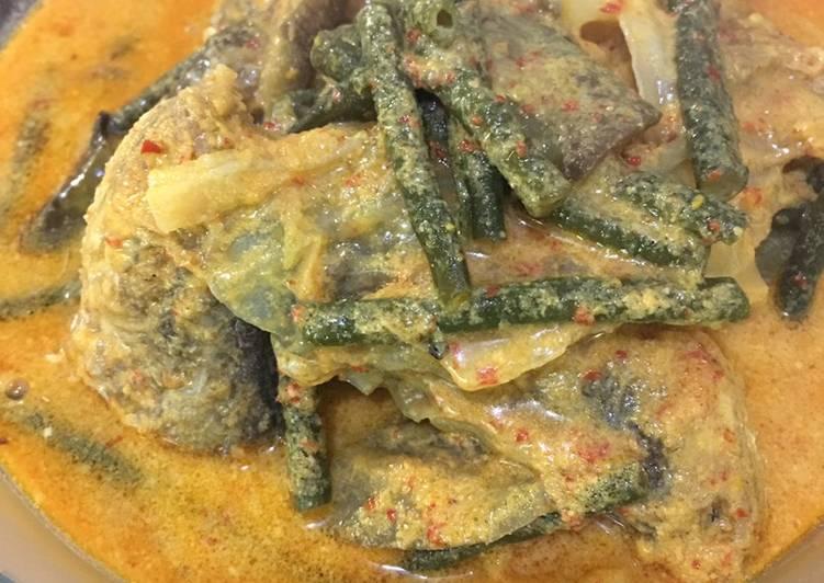Kari ikan sayuran