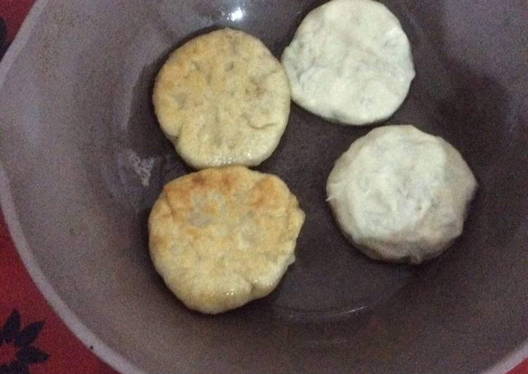 Resep Pancake Cina dan roti maryam 1 resep, Lezat Sekali