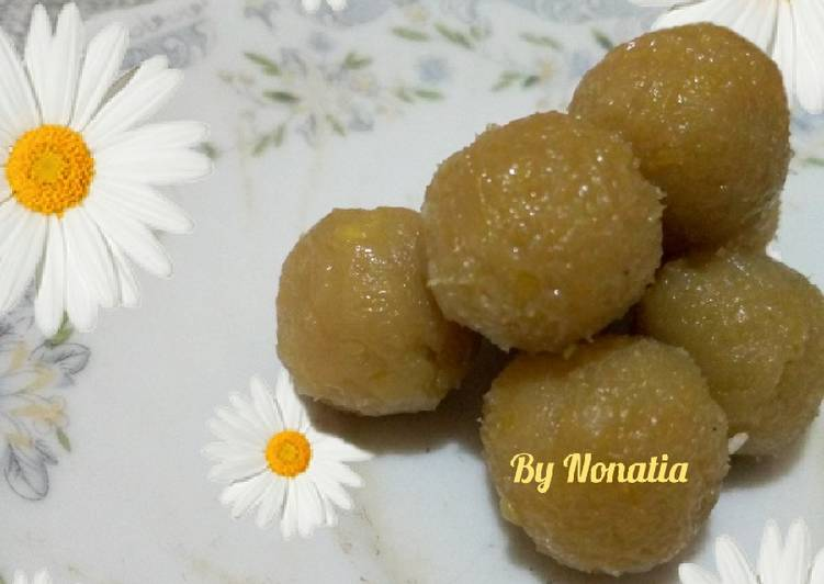 Filling Durian (untuk isian onde-onde, nastar)