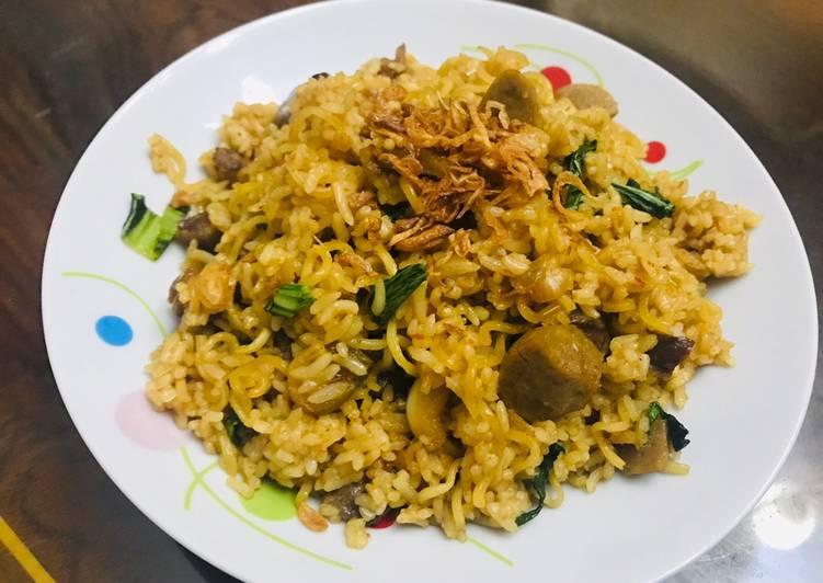 Nasi Goreng Mawut