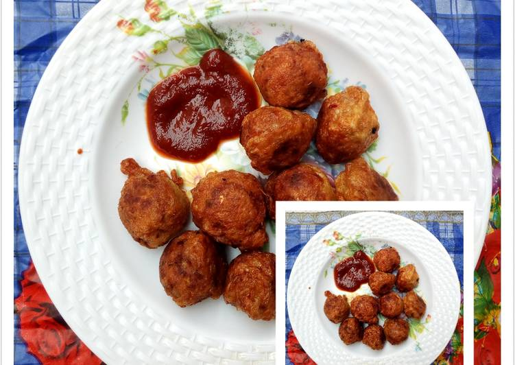 Recipe of Homemade Italian Meat balls