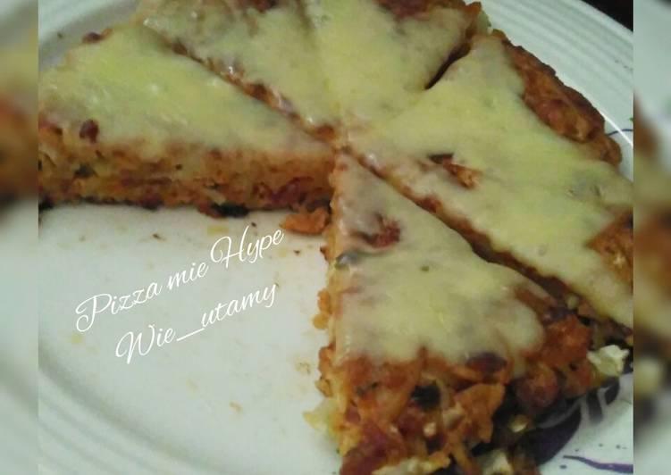 Pizza Mie Hype Mozarella